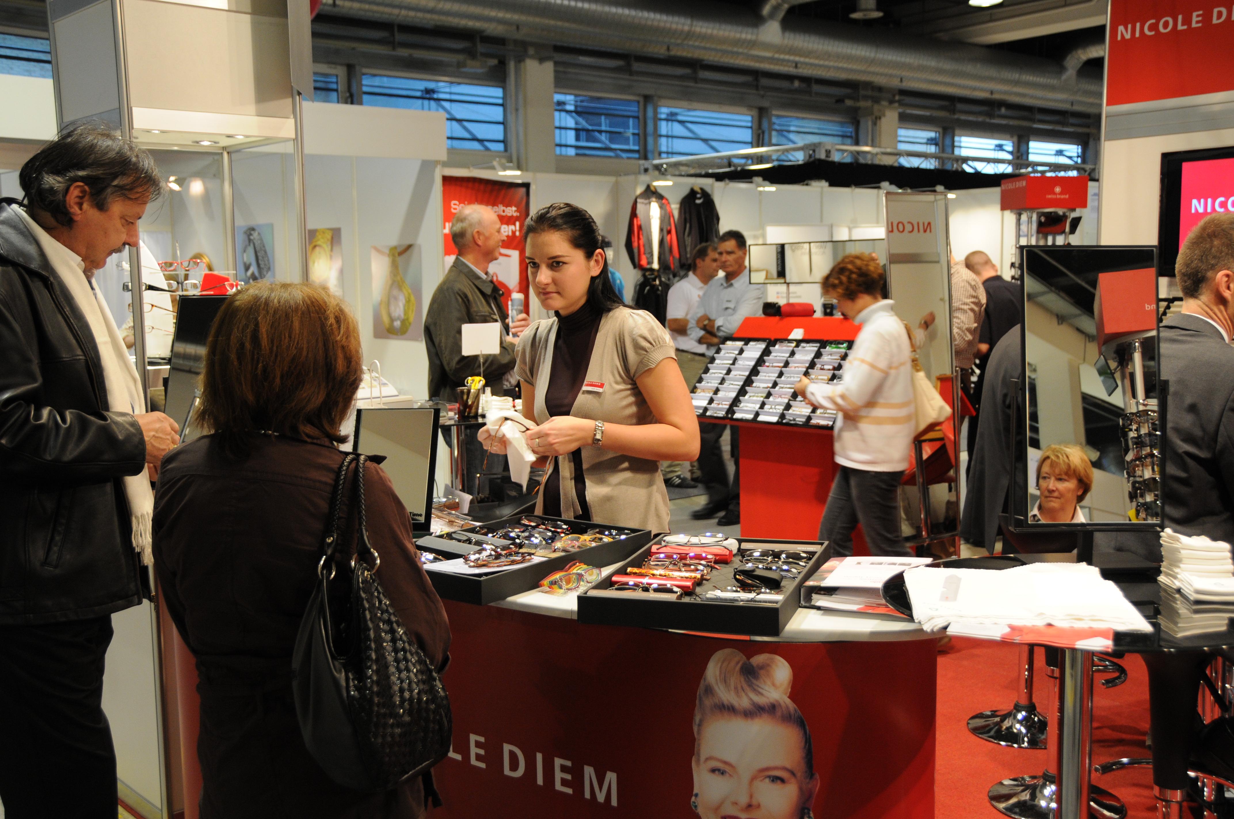 WIR Messe Zürich: Ihre Chance