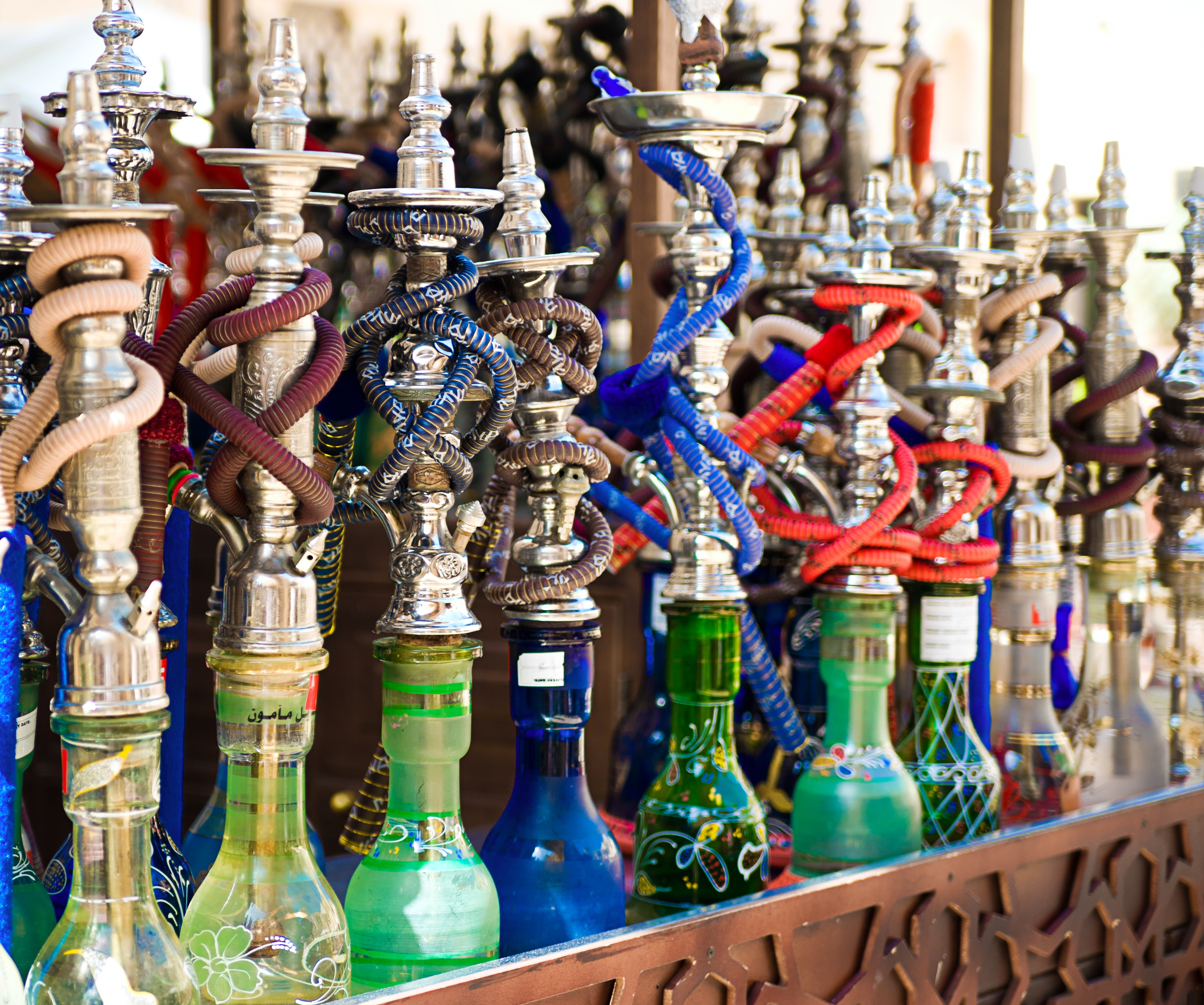 """trends in hookah Of tobacco in the middle east and asia after the advent of tobacco in the region, a special prod- american lung association tobacco policy trend alert 1 head bowl water body hose mouthpiece coal tobacco """"according to one study, more than 90% of beginning hookah smokers think cigarette smoking is."""