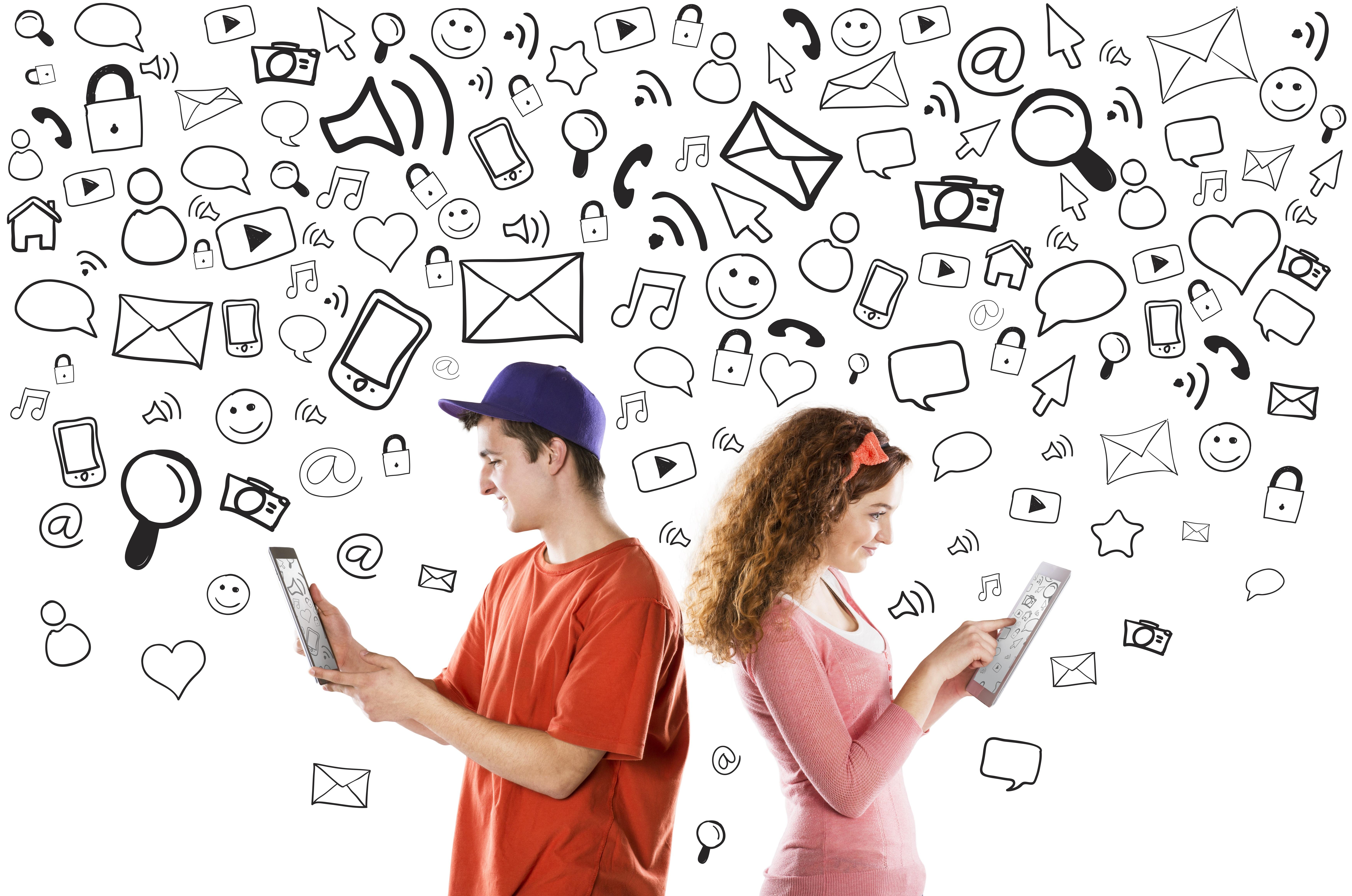 Social Media - ist Übel und Chance zugleich von Roland Hardy Hartmann