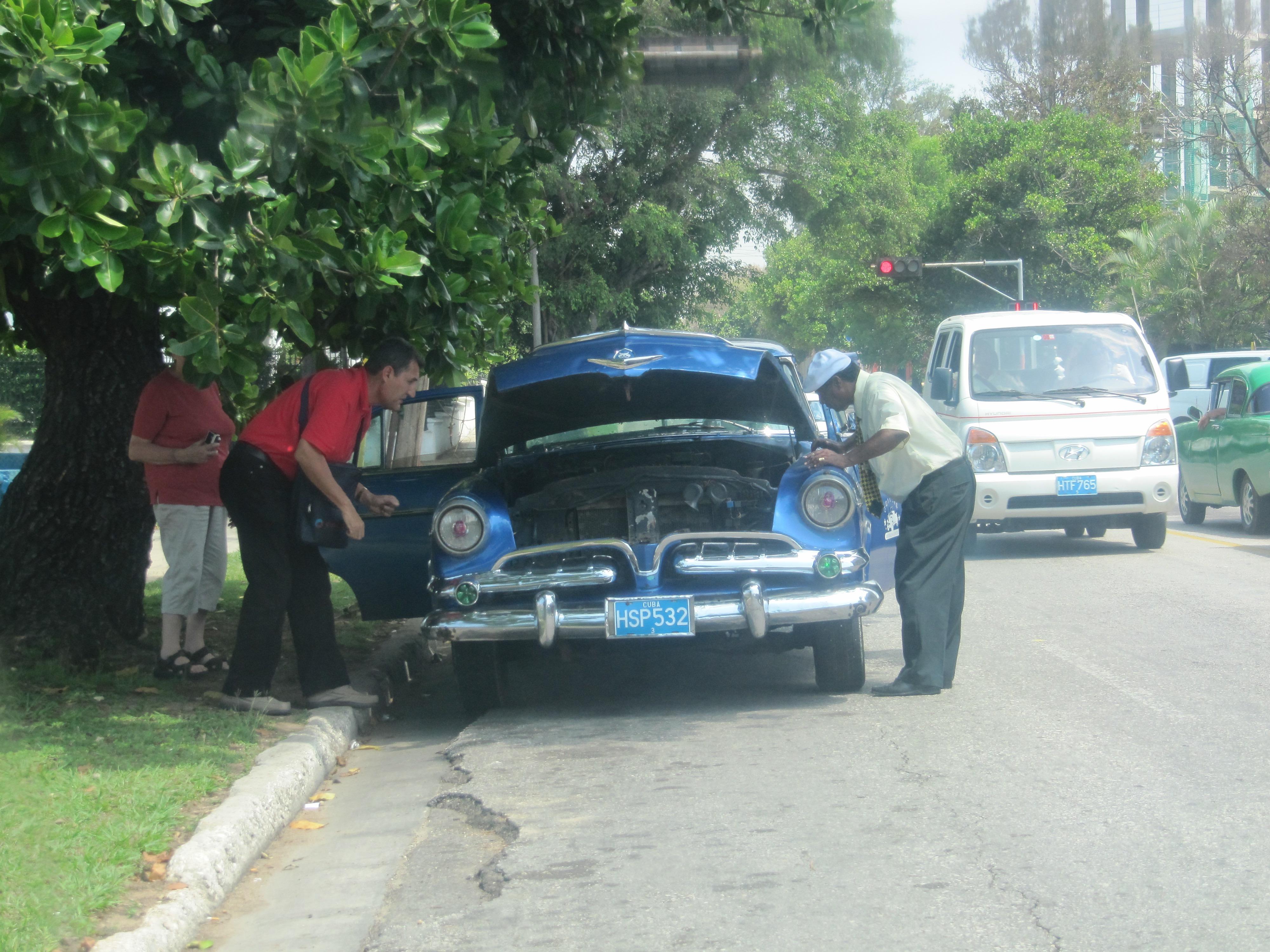 Roland Hartmann - Kuba - Havanna - Oldtimerfahrt