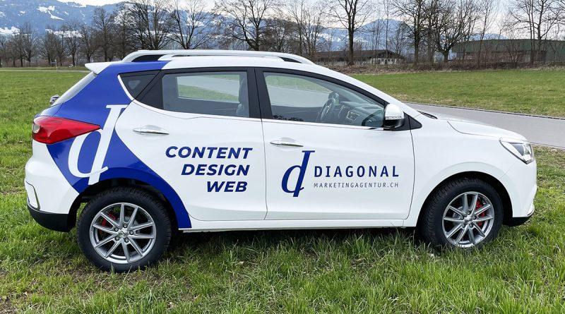 Diagonal Marketingagentur.ch JAC