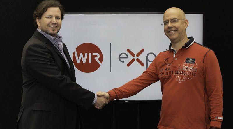 Diagonal Marketingagentur.ch Roland Harmann - WIR-Expo